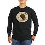 Eagle Feak Long Sleeve Dark T-Shirt