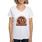 Lifelist Club - 700 Women's V-Neck T-Shirt