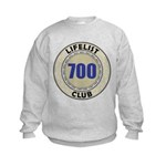 Lifelist Club - 700 Kids Sweatshirt