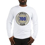 Lifelist Club - 700 Long Sleeve T-Shirt
