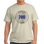 Lifelist Club - 700 Light T-Shirt
