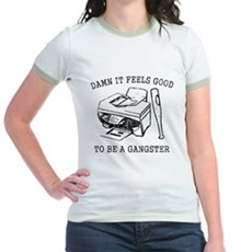 Damn it Feels Good Jr Ringer T-Shirt