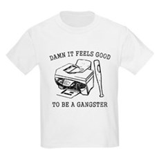 Damn it Feels Good Kids Light T-Shirt