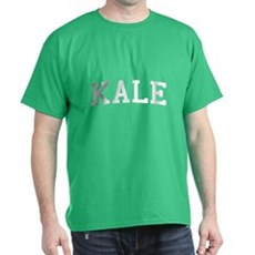 Kale University Funny Vegetarian T-Shirt