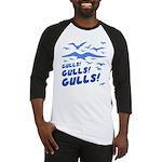Gulls! Gulls! Gulls! Baseball Jersey