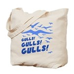 Gulls! Gulls! Gulls! Tote Bag