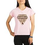 Birder Superhero Performance Dry T-Shirt
