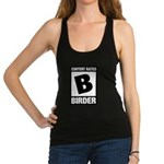 Rated B: Birder Racerback Tank Top