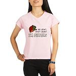 Be Vewy Quiet I'm Birding Performance Dry T-Shirt