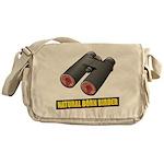 Natural Born Birder Messenger Bag