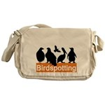 Birdspotting Messenger Bag