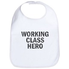 Working Class Hero Bib