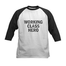 Working Class Hero Kids Baseball Jersey