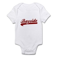 Bayside Tigers (Distressed) Infant Bodysuit