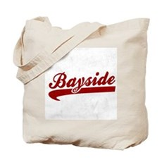 Bayside Tigers (Distressed) Tote Bag