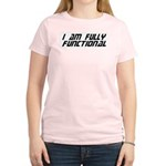 Women's Pink T-Shirt - Availble Sizes:Small,Medium,Large,X-Large,2X-Large (+$3.00) - Availble Colors: Light Yellow,Light Pink,Light Blue