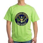 Licensed Bird Bander Green T-Shirt