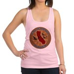 California Birder Racerback Tank Top