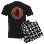 Mississippi Birder Men's Dark Pajamas