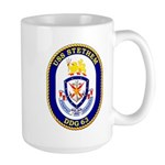 DDG-63 USS Stethem Large Coffee Mug
