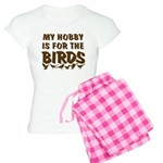 Hobby for the Birds Women's Light Pajamas