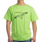 Larophile Green T-Shirt