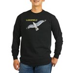 Larophile Long Sleeve Dark T-Shirt