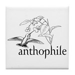 Anthophile Tile Coaster