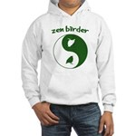 Zen Birder Hooded Sweatshirt