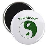 Zen Birder Magnet
