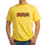 Marquee Birder Yellow T-Shirt