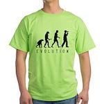 Evolution: Birder Green T-Shirt