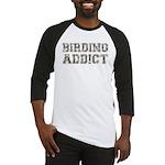 Birding Addict Baseball Jersey