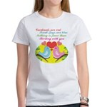Birding With You Women's T-Shirt