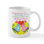 Birding With You Mug