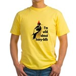 I'm Wild About IBWOs Yellow T-Shirt