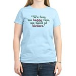 Band of Birders Women's Light T-Shirt