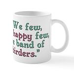 Band of Birders Mug