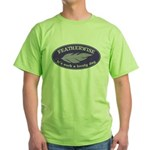 Featherwise Green T-Shirt