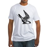 Peregrine Sketch Fitted T-Shirt