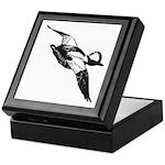 Bufflehead Sketch Keepsake Box