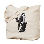American Kestrel Sketch Tote Bag