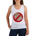 Anti-Squirrel Women's Tank Top