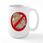 Anti-Squirrel Large Mug