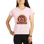 Lifelist Club - 100 Performance Dry T-Shirt