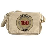 Lifelist Club - 150 Messenger Bag