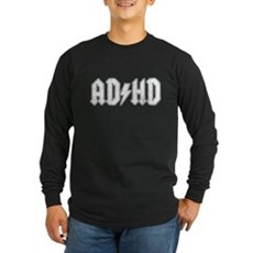 AD/HD Long Sleeve T-Shirt