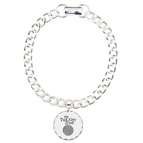 Twilight Zone Charm Bracelet, One Charm