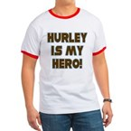 Hurley is My Hero Ringer T