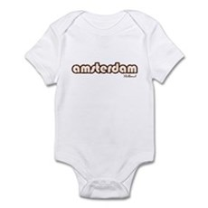 Amsterdam Holland (Vintage) Infant Bodysuit
